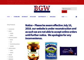 britishgrocerwholesale.com
