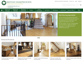 britishhardwoods.co.uk