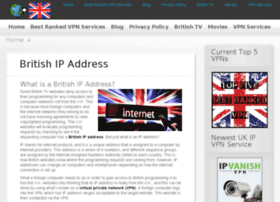 britishipaddress.com