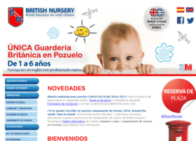 britishnursery.com