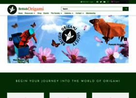 britishorigami.info