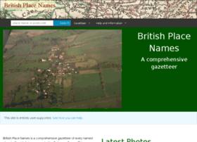 britishplacenames.co.uk