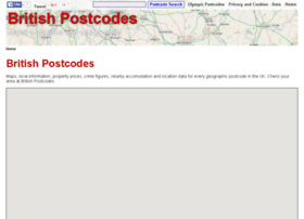 britishpostcodes.info