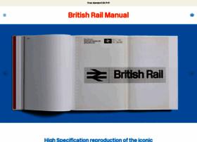 britishrailmanual.com