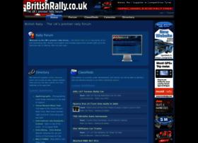 britishrally.co.uk