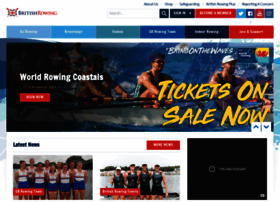 britishrowing.org