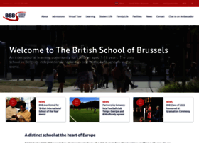 britishschool.be