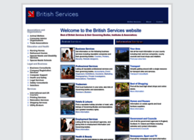 britishservices.co.uk