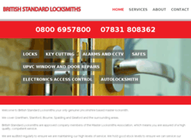 britishstandardlocksmiths.co.uk