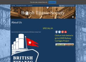 britishtitanicsociety.com
