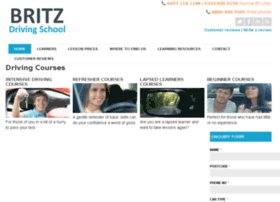 britsdrivingschool.co.uk