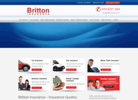 brittoninsurance.com