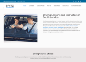 britzdrivingschool.co.uk