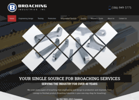 broachingindustries.com