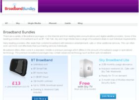 broadband-bundles.co.uk