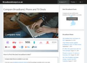 broadbandanalyst.co.uk