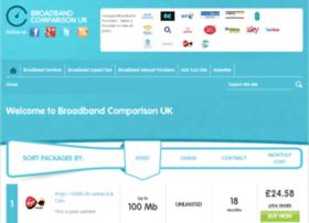 broadbandcomparisonuk.com