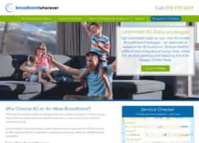 broadbandwherever.net