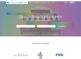 broadcastjobs.co.uk