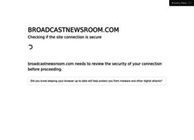 broadcastnewsroom.com