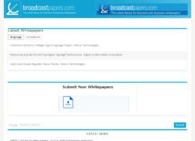broadcastpapers.info