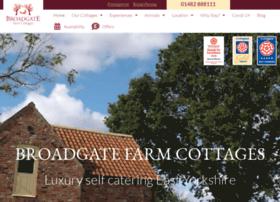 broadgatefarmcottages.co.uk