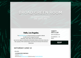 broadgreenroom.splashthat.com
