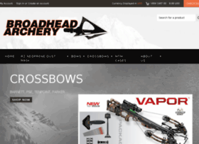 broadheadarchery.com