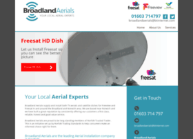broadlandaerials.com