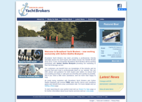 broadlandyachtbrokers.co.uk