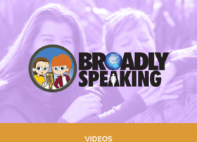 broadlyspeaking.org