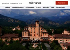 broadmoor.com