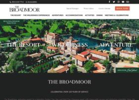 broadmoorconcierge.com