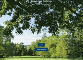 broadmoorgolfclub.com