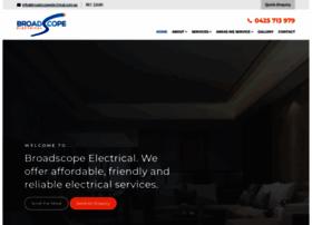 broadscopeelectrical.com.au