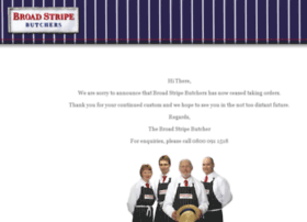 broadstripebutchers.co.uk