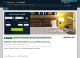 broadway-plaza.hotel-rez.com