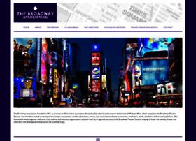 broadwayassociation.org