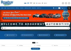 broadwayautomotive.com