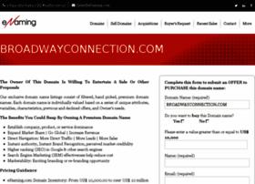broadwayconnection.com