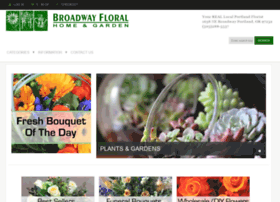 broadwayfloral.com