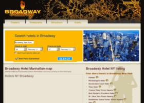 broadwayhotelsny.com
