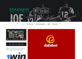 broadwayjoe.tv
