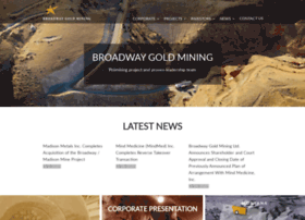 broadwaymining.com