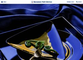broadwaypartyrentals.com