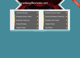 broadwayreviews.net