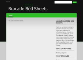 brocadebedsheets.devhub.com