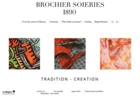 brochiersoieries.com