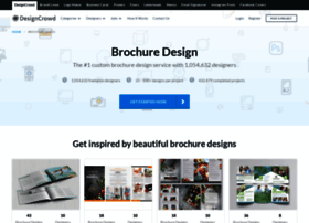 brochure.designcrowd.co.in