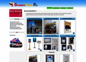 brochureholderpro.com.au